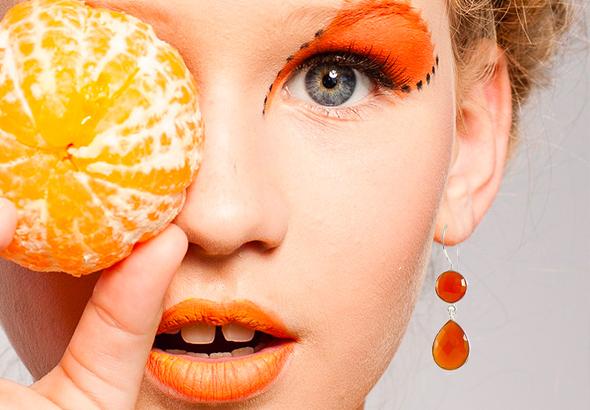 La cornaline a des effets très bénéfiques pour les personnes émotives.